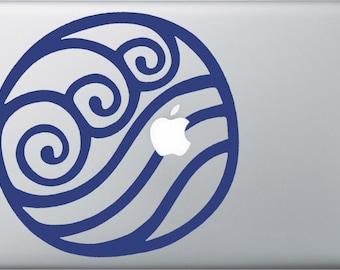 Elements MacBook Decal