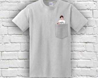 Louis Tomlinson Pocket T-Shirt