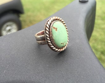 Statement ring, vintage ring SIZE 5