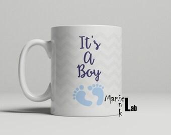Its A Boy Mug