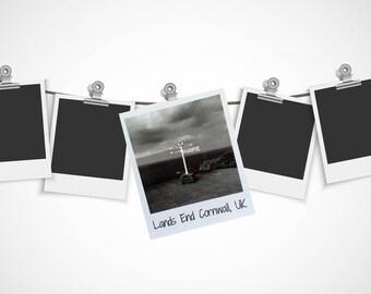 Lands End UK Polaroid style