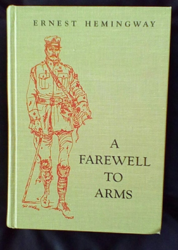 "farwell to arms Themes the destruction of war and breakdown of the human spirit – this novel has been named ""one of the best american novels to emerge from world war i."