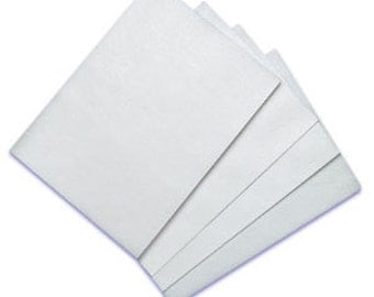 Edible Rectangle Rice and Wafer Paper 8 x 10 *FREE SHIPPING*