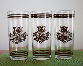 Tall Glasses (set of 3)