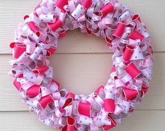 Baby Shower Wreath, Nursery Decor, Birthday Wreath, Baby Decor, Little Girl Wreath, - READY TO SHIP