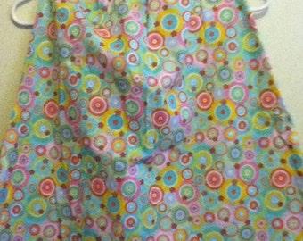 Girls Custom Culottes (Skirlottes) with Skirt Overlay