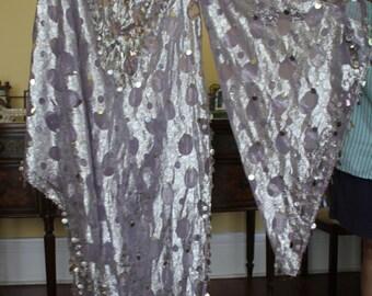 Vintage Beladi Dress, Belly Dancing, Dancer