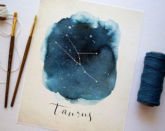 Taurus Print