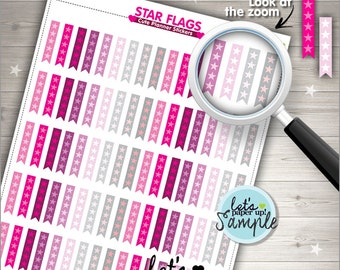 60%OFF - Printable Planner Stickers, Checklist Stickers, Flag Stickers, Planner Stickers College, Kawaii Stickers, Instant Download