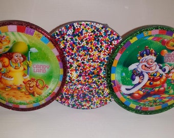 Candyland Coasters