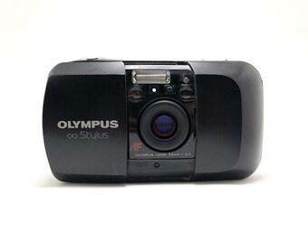 Olympus Stylus - Stylus Epic - Vintage - Film - 35mm point shoot camera