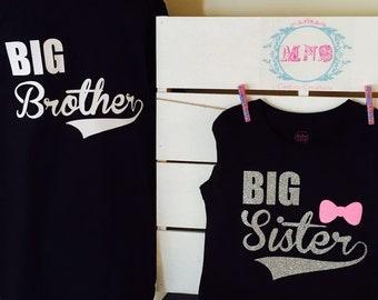 Big Brother or Big Sister shirt