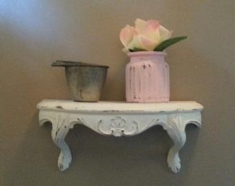 Vintage Ornate Burwood Shelf