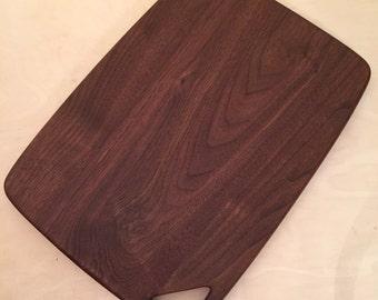 Medium Cutting Board with corner handles