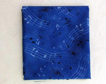 Fat Quarter, 4th of July Music Fabric Package 235