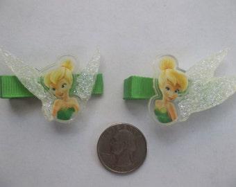 Magical Pixie Fairy Glow In The Dark Hair Clips