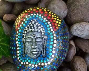 Buddha Serenity Garden Stone