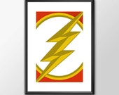 The Flash Logo - Classic ...