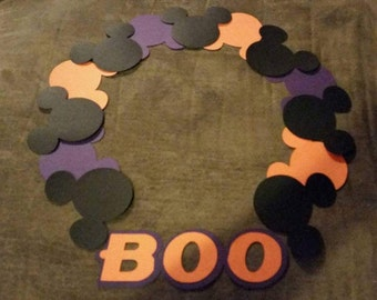 cruise porthole  halloween wreath