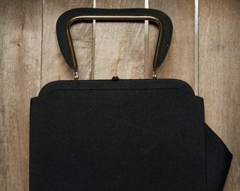 Haley (Vintage L and M co. handbag)