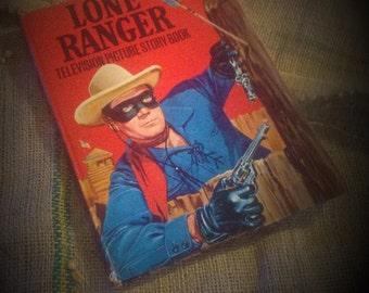 Vintage Lone Ranger Book