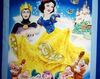 Disney Snow White Panel