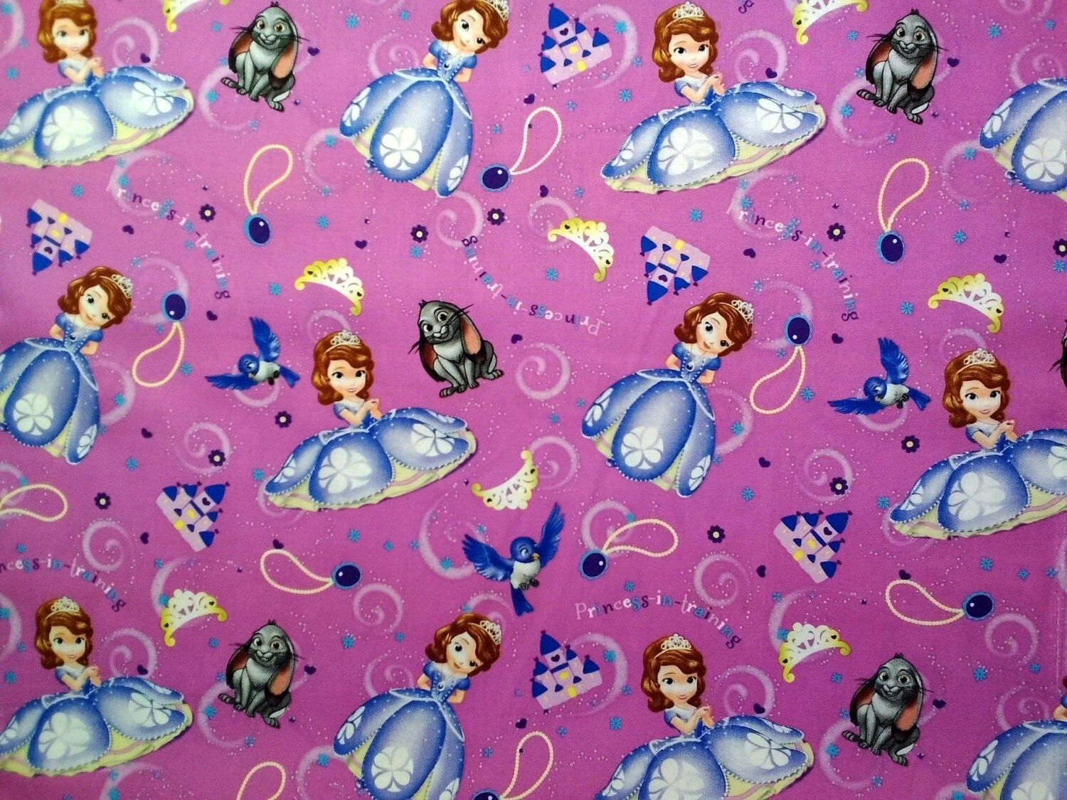Sofia And Friends Fabric From Countrysidefabric On Etsy Studio