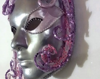 Spring Goddess One of a Kind Mask - UF025