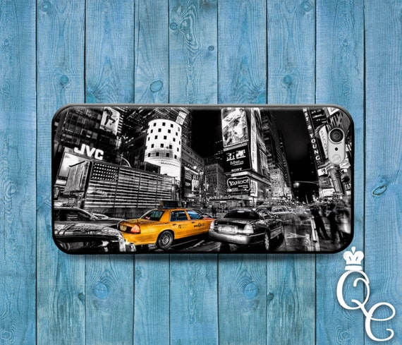 iPhone 4 4s 5 5s 5c SE 6 6s 7 plus iPod Touch 4th 5th 6th Generation Cute City Phone Case New York City Custom Cool Cover Times Square