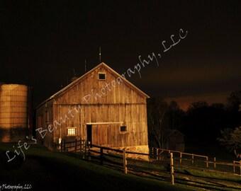 Old County Barn