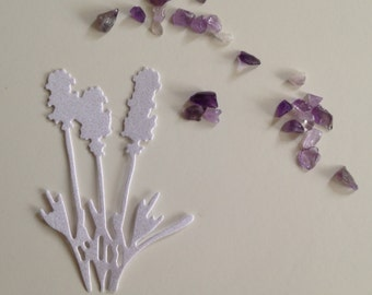Lovely flower die cuts