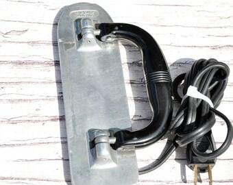 Vintage Folding Iron-Janis Inc Iron-Iro Case-Suitcase Iron
