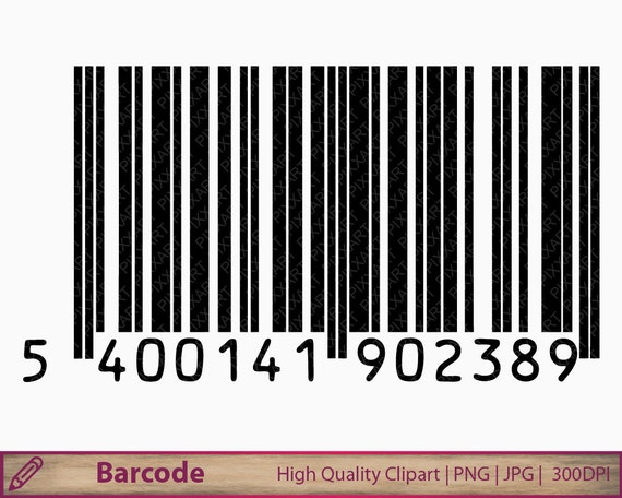 barcode clipart - photo #22