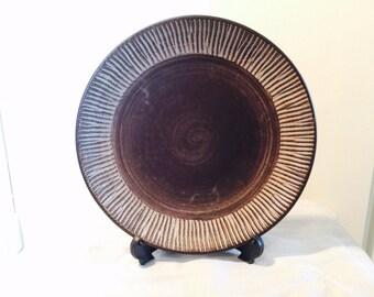 Amazonas Plate 20 cm BR Ceramics Denmark by Eigil Hinrichsen Vintage