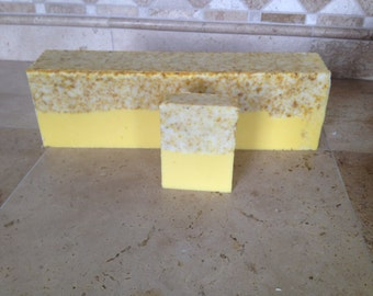 Sunshine Cold Process Soap