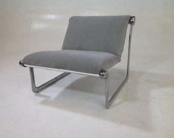 Mid century modern sling chair     Free   Shipping