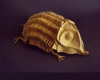 Origami Hedgehog