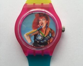 Cyndi Lauper watch