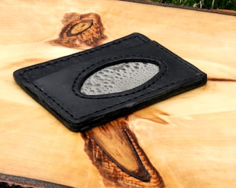 Leather Wallet or Business Card Case