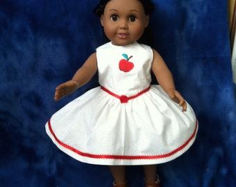 18 inch Doll Dress,American Girl clothing