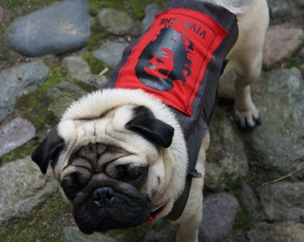 Vive Che - Punk Rock Dog Shirt