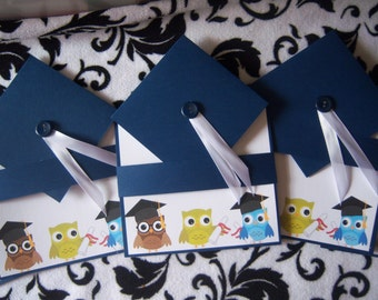 Cute grade school Head Start Kindergarten Pre-k Elementary Graduation Invitations