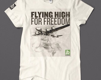 Flying high for Freedom