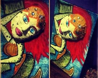 3D Mermaid