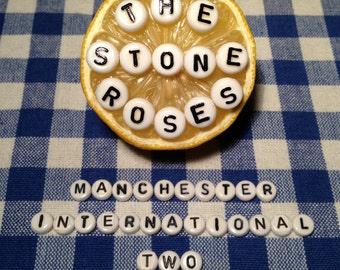 The Stone Roses Poster, Original Artwork Print by Jordan Bolton