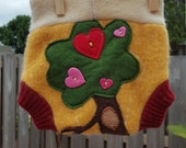 Wool Soaker-Tree Design