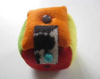 Square ring soft box.