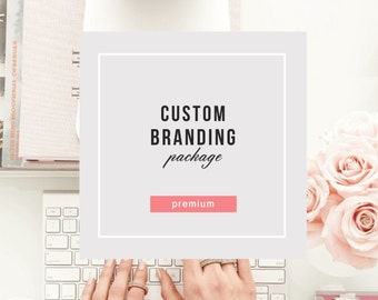 Custom Branding Package | Business Branding | Business Identity | Branding Kit