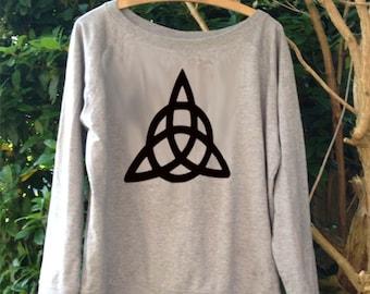 Trinity knot Sweater