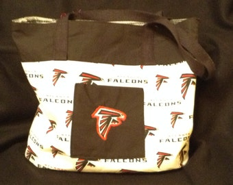 Atlanta Falcons purse / tote bag